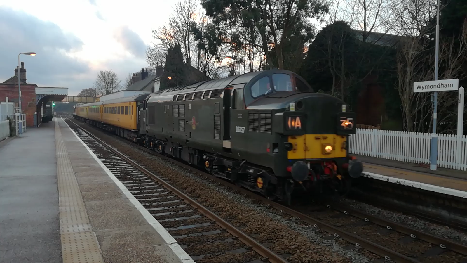 Steve 39 S Bus Train Page Norfolk Diesel Gala Part Two