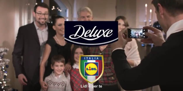 Canzone LIDL pubblicità NON SERVE MOLTO PER CONCEDERS IL LUSSO - Musica spot Novembre 2016