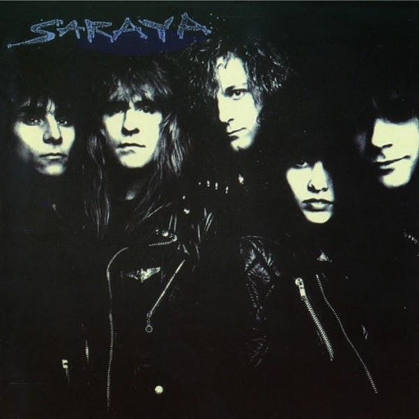 Saraya st 1989 aor melodic rock
