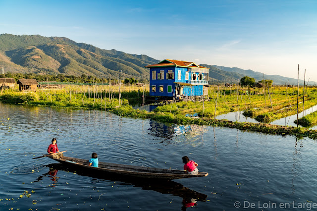 Maing Thauk - Région lac Inle - Myanmar Birmanie