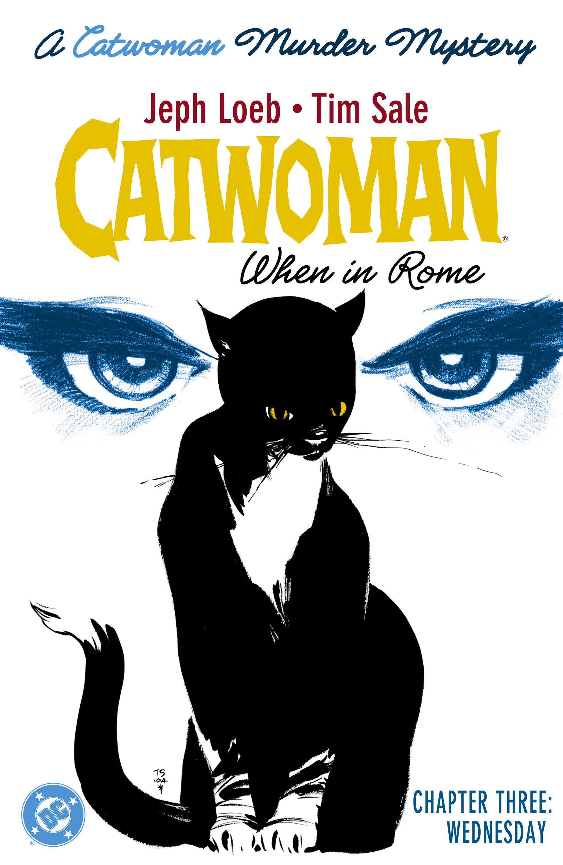 Catwoman: When in Rome 3 Page 1