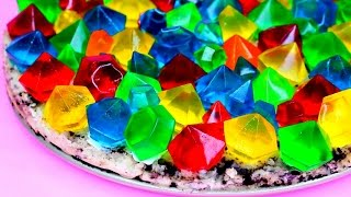 How to Make Jewel Oreo Cake For Your PRINCESS! NO BAKE