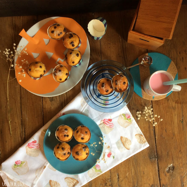 muffins-de-calabaza-con-pepitas-de-chocolate
