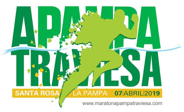 Maratón internacional A Pampa Traviesa (Santa Rosa - La Pampa - ARG, 07/abr/2019)