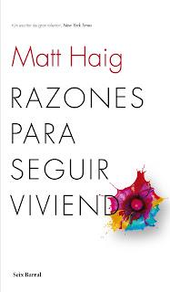 Portada libro Matt Haig