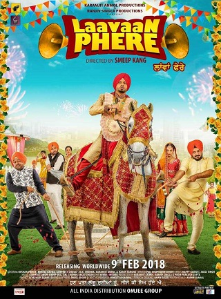 Laavaan Phere 2018 Punjabi 720p HDTV Download
