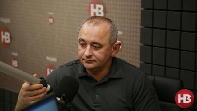 Матіос розповів, як намацав гранату у сумочці Савченко біля Ради