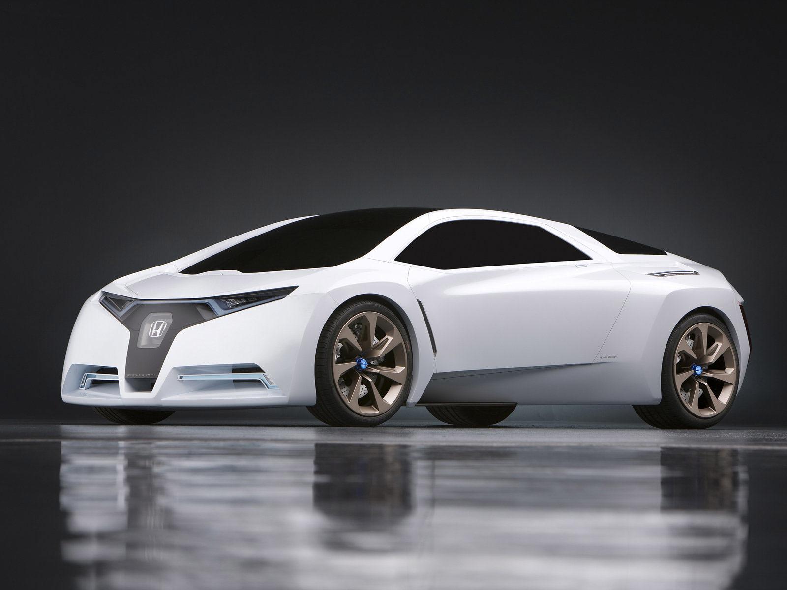 HONDA Car Pictures, 2008 FC Sport Concept, Features