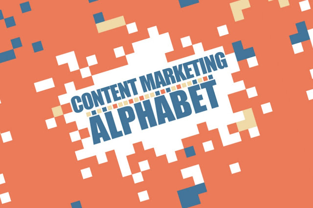 Back to Basics: Content Marketing Alphabet [Infographic]