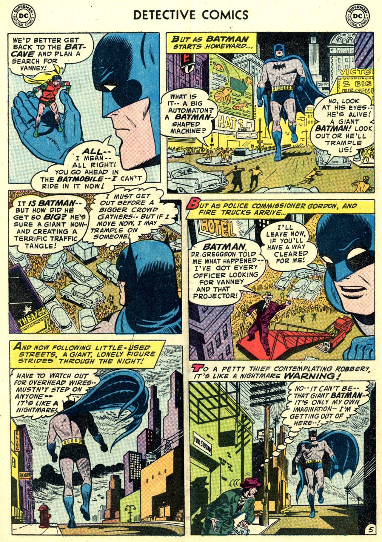 Read online Detective Comics (1937) comic -  Issue #243 - 7