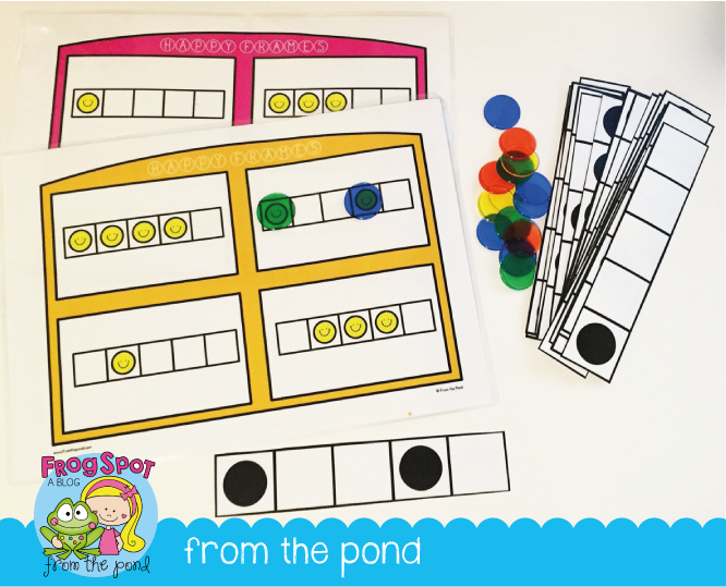 5 Frame Games | From the Pond