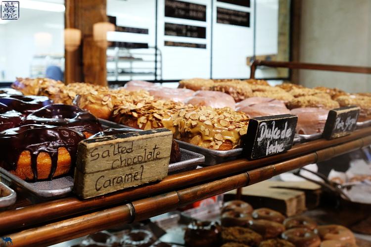 Le Chameau Bleu - Donut de Dough à New York Adresse gourmande