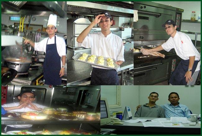Chef Hairul Guru Kelas Kek