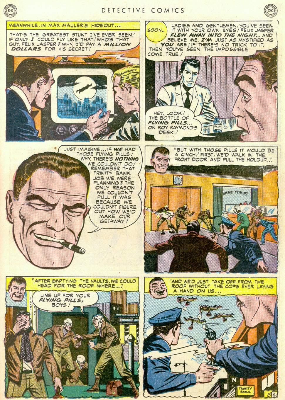 Read online Detective Comics (1937) comic -  Issue #163 - 20