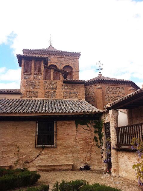 Museos de Castilla-La Mancha jardín Museo El Greco