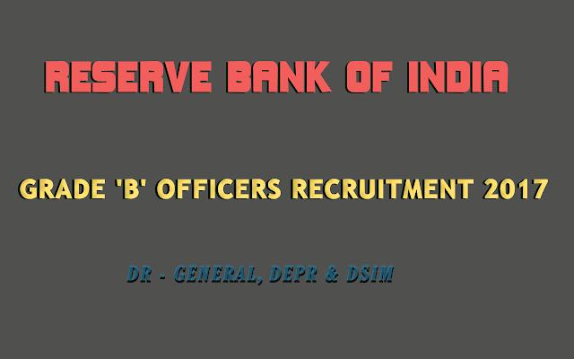 RBI-Grade-B-Officers-Recruitment-2017