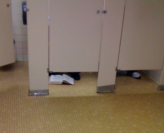 Colleges With Coed Bathrooms how to cope with coed bathrooms | her campus