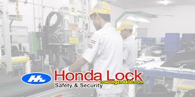 Lowongan Kerja MM2100 - PT. Honda Lock Indonesia Desember 2020