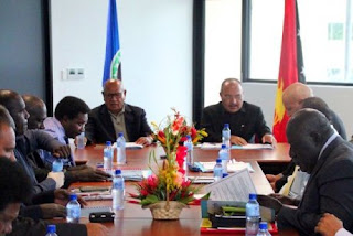 Bougainville dan Papua New Guinea Menetapkan Target untuk Papua Referendum