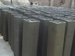 Ductos de concreto