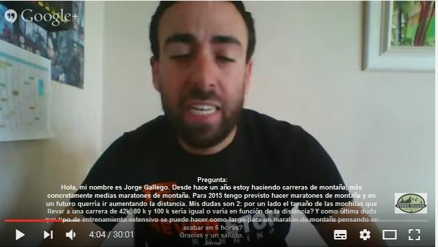Ejemplo de vídeo. /TRAIL CASTILLA Y LEÓN