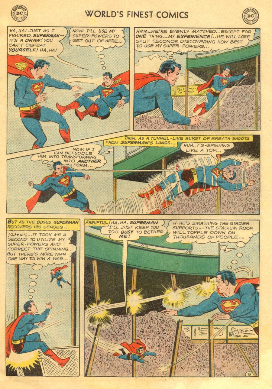 Read online World's Finest Comics comic -  Issue #140 - 11