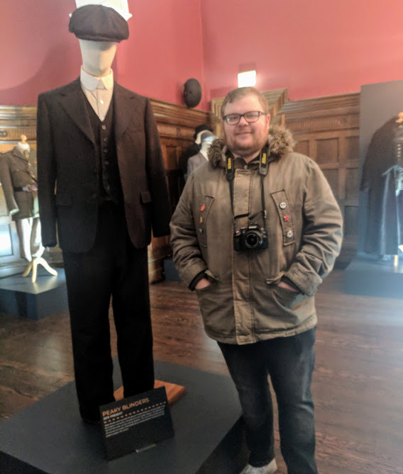 Preston Park - Behind the Seams | 10 reasons to visit with tweens and teens  - Peaky Blinders Costume