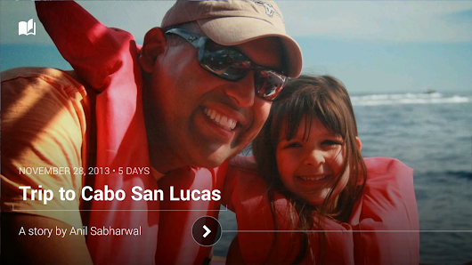 Google+ Stories and Movies: memories made easier