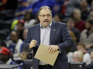 Pistons' Stan Van Gundy doesn't mince words on LeBron James