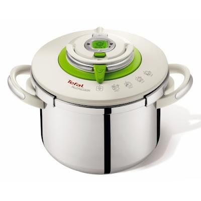 Tefal Nutricook 4 Pişirme Programlı Düdüklü Tencere