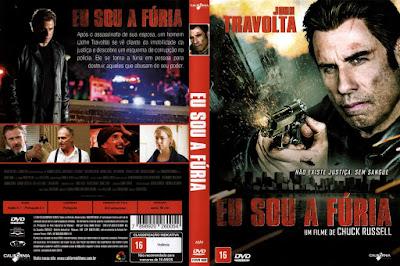 Filme Eu Sou A Fúria (I Am Wrath) DVD Capa