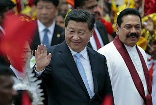 Mahinda to China for international support