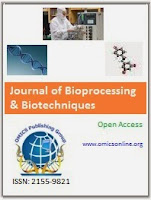 Free Journal Site | Journal of Bioprocessing & Biotechniques