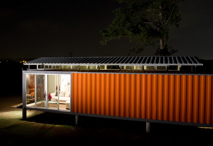 Decorate a Container Homes Kits Ideas 5