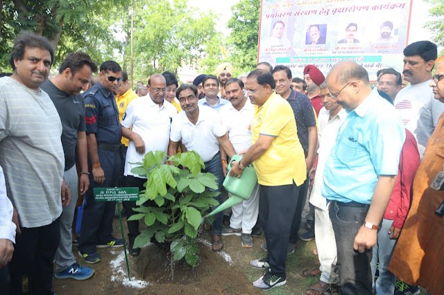 Planting social duty to be sensitive to all: Vipul Goyal