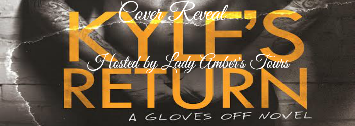 Cover reveal for Kyle's Return by LP Dover!!