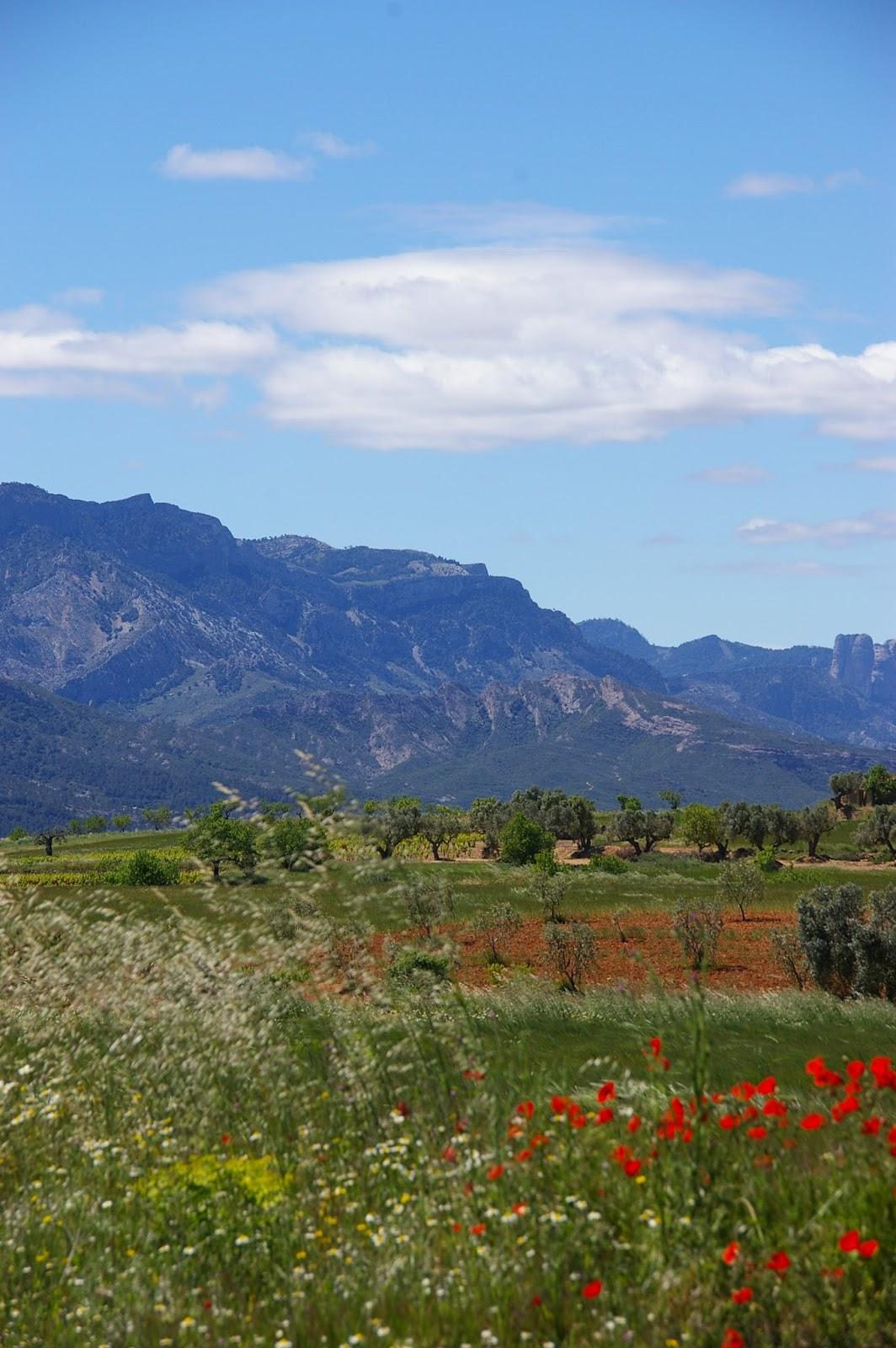 Hiszpania Katalonia Terra Alta