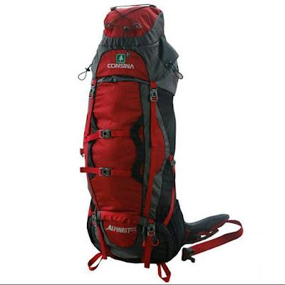 tas gunung consina alpinist