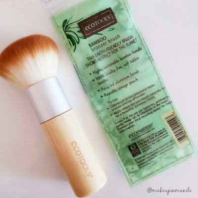 Ecotools Bamboo Bronzer Brush Review