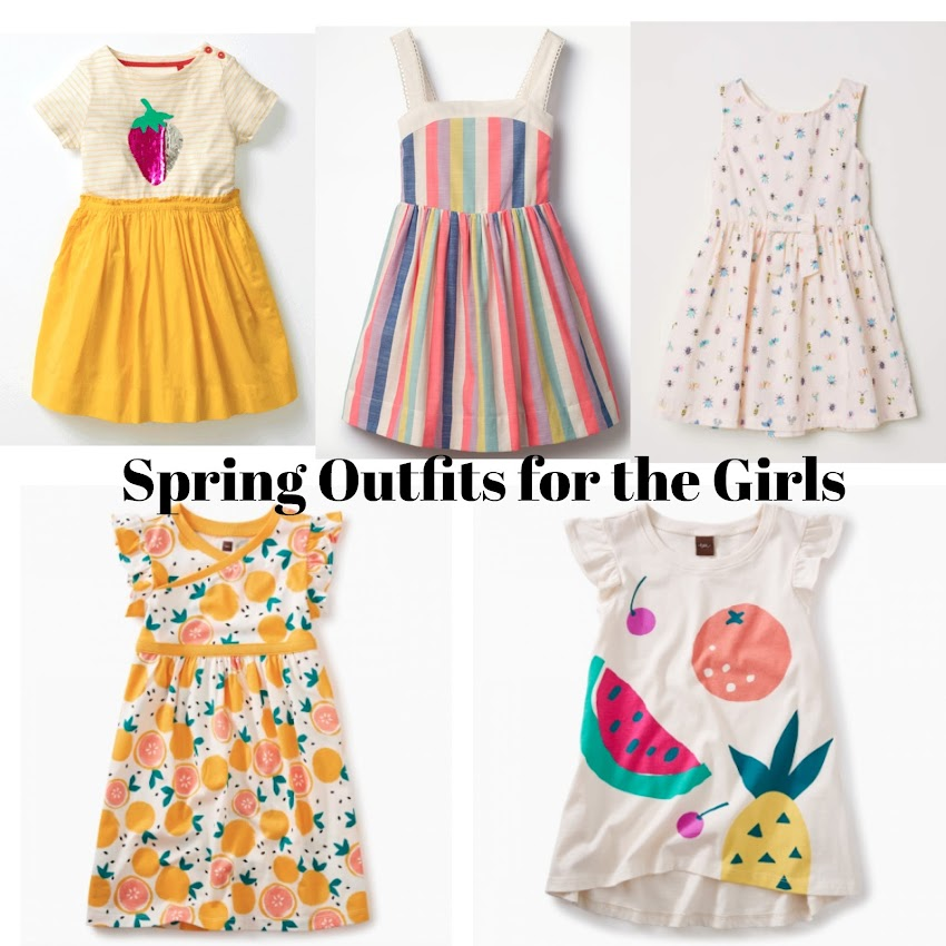 Spring Style for the Kids