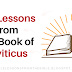 15 Life Lessons from The Book of Leviticus | Leviticus Bible Study