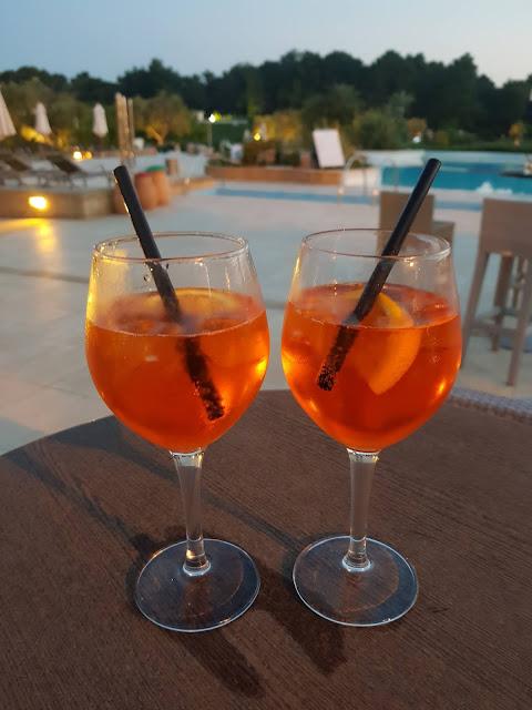 Cocktails-Vivosa Apulia resort