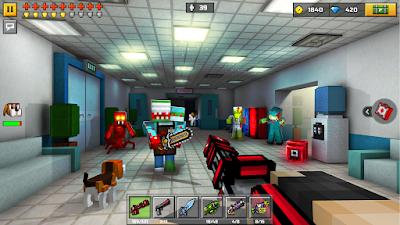 Pixel Gun 3D screenshot 2