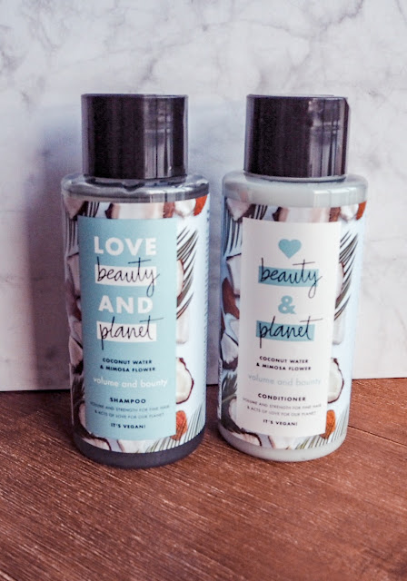 Love Beauty hair products