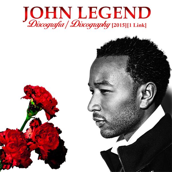 John Legend: Discografia (2005-2010)