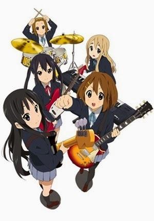 K-On เค-อง มหัศจรรย์สาวน้อยชมรมดนตรี @ www.wonder12.com