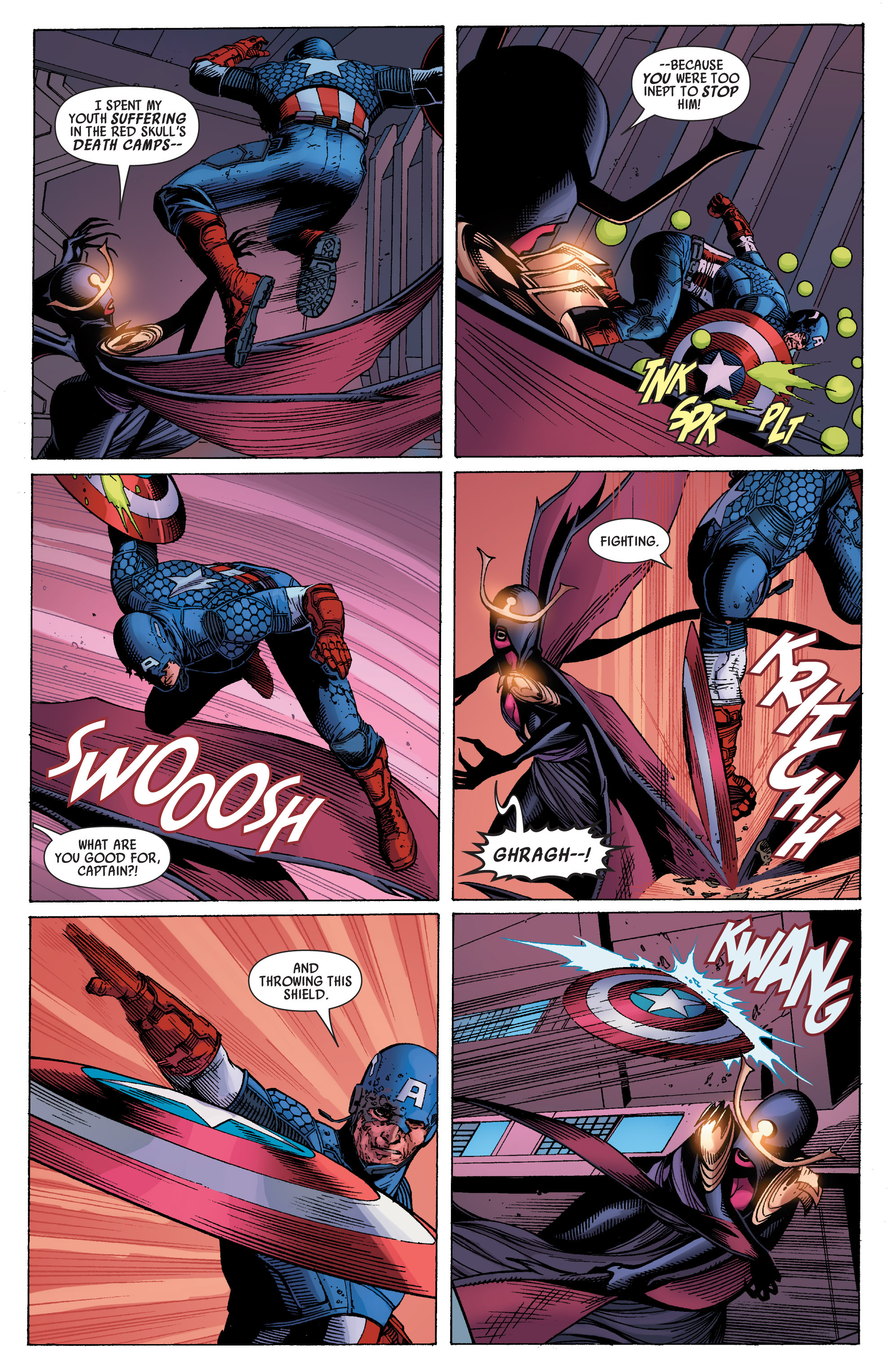 Read online Uncanny Avengers (2012) comic -  Issue #16 - 16