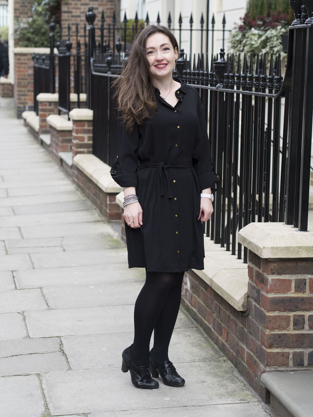 OOTD   Dressing For A Day Out In London