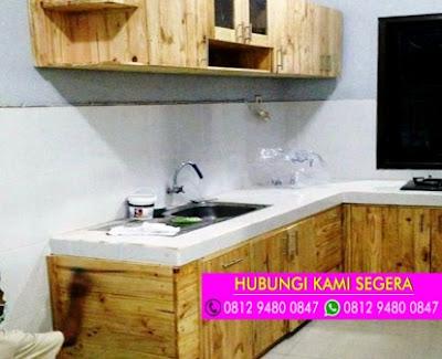 Jual Kitchen Set Kayu Jati Belanda Ciledug 0812 9480 0847 Mei 2017