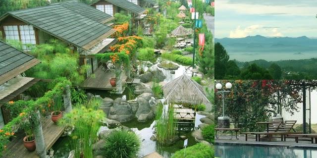 Villa Air Natural Resort Lembang, Tempat yang Tepat untuk Relaksasi